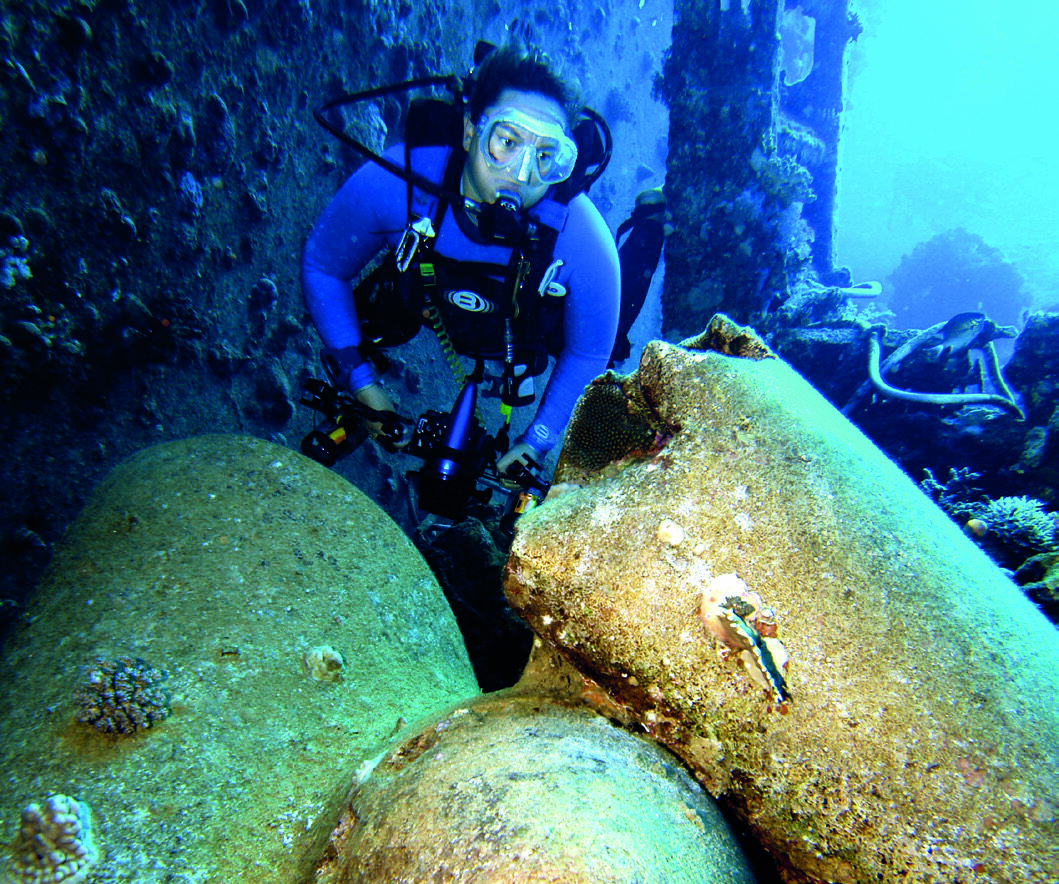 Page 18 of 10 Reasons To Dive The Egyptian Rea Sea
