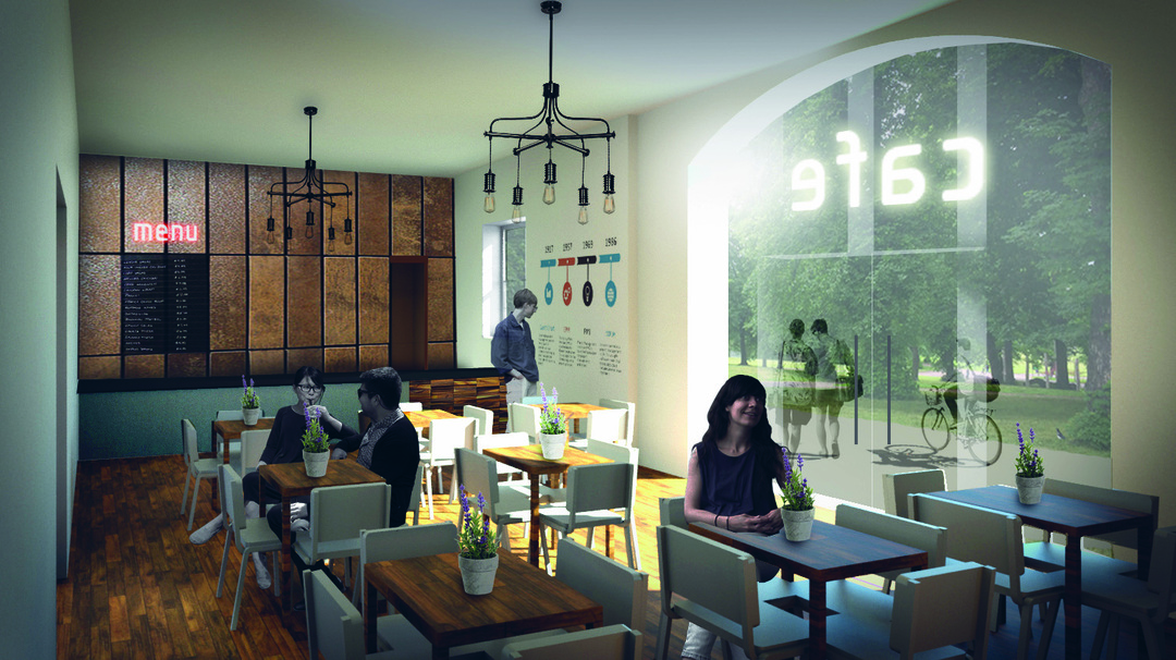 Page 2 of £1m cafe project gets Lottery funding