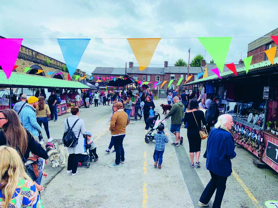 Page 5 of Chapeltown Market back on track