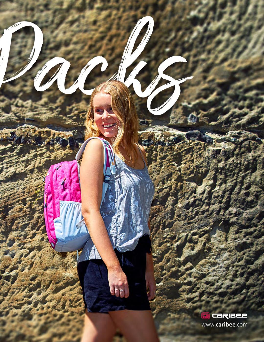 Page 30 of 2021 Caribee Backpacks & Daypacks