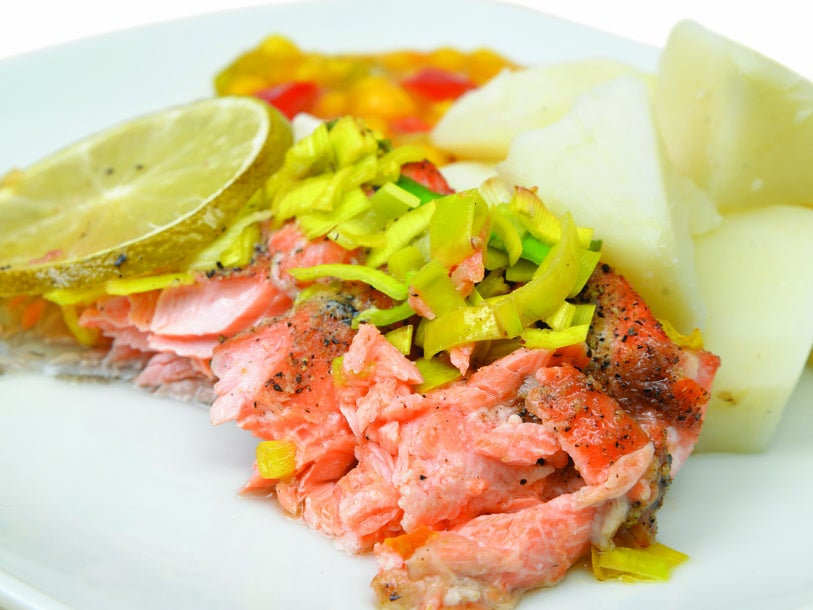 Page 26 of Campfire Recipe: Trout Foil Pack