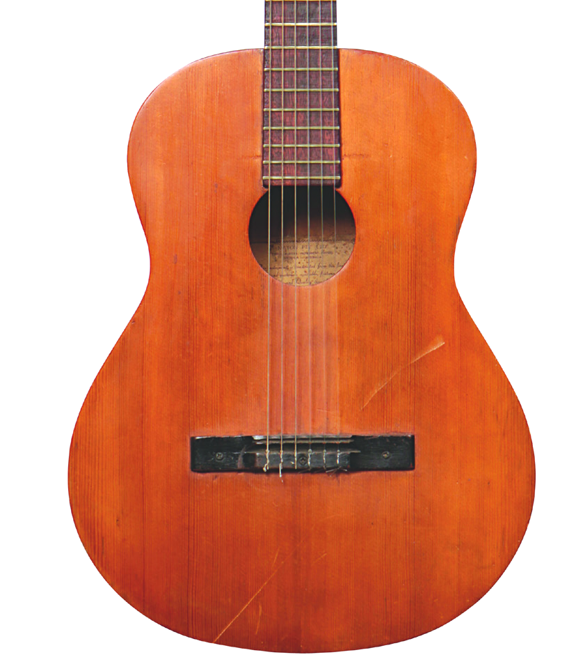 Page 4 of Maton: Folk and Classical Guitars 66 – 71