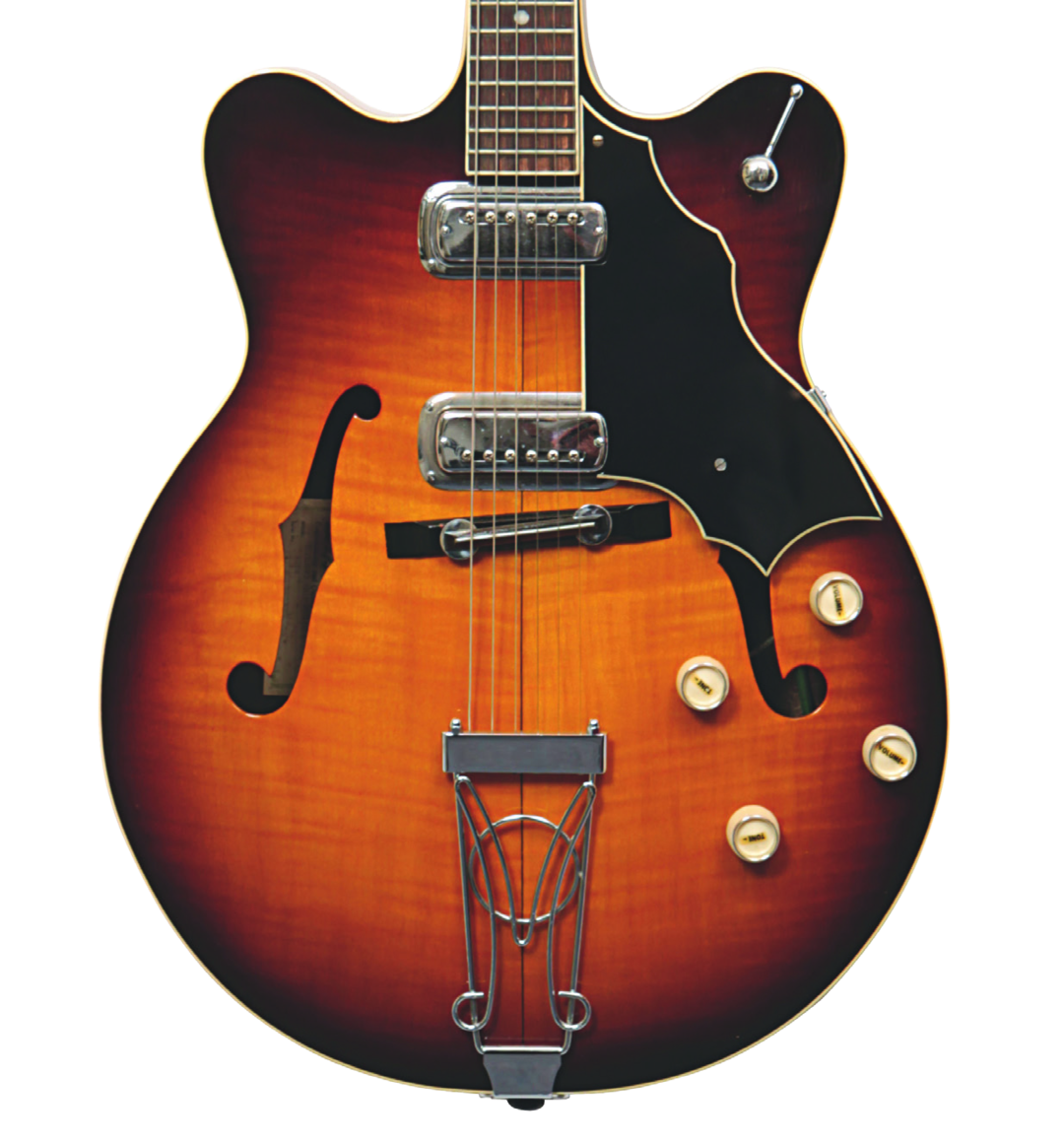Page 2 of Maton: Archtop Guitars 32-40