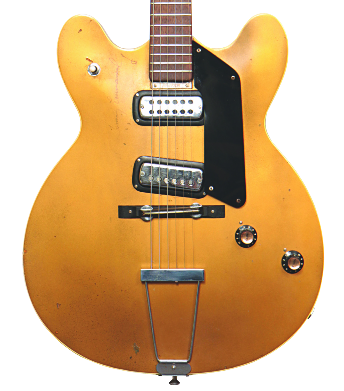 Page 2 of Maton: Jazz Guitars 41-46