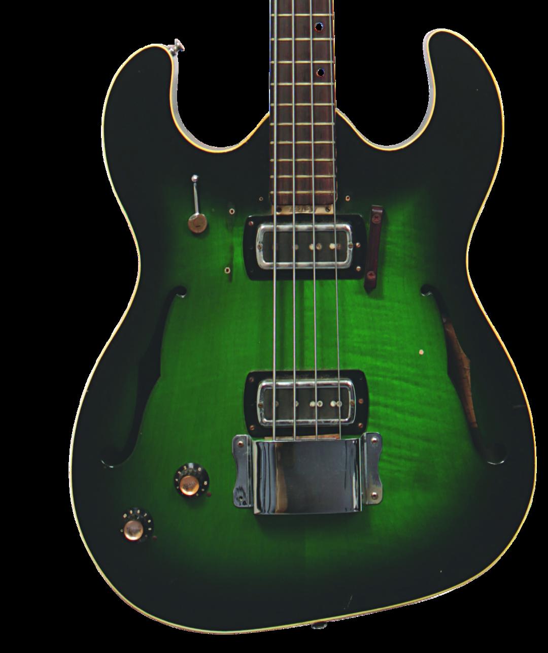 Page 4 of Maton: Bass Guitars 72-95