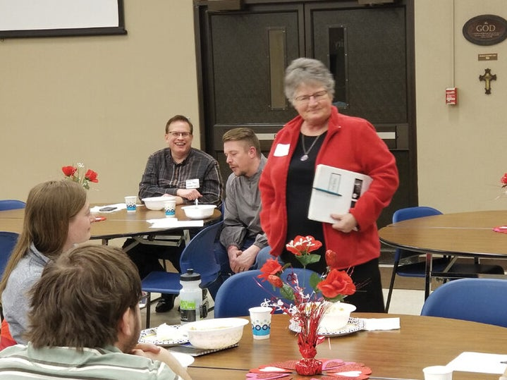 Page 4 of Leading the Little Ones: An Inside Look at Our Faith Formation Program Volunteers