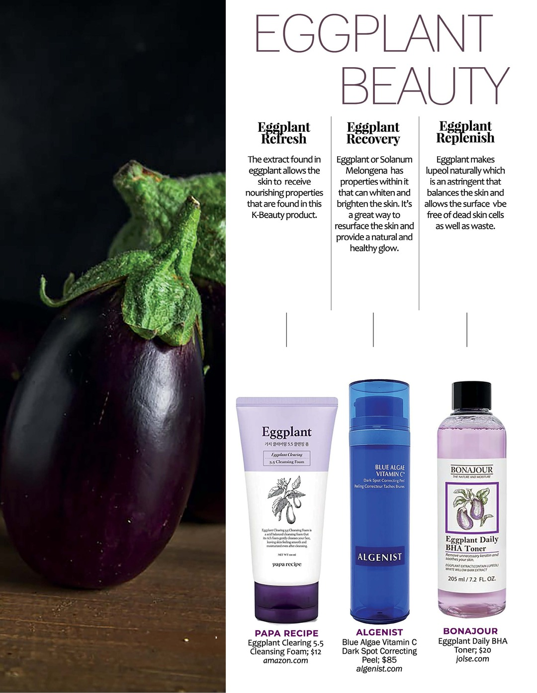 Page 102 of Athleisure Mag #55 Jul 2020 | Eggplant Beauty