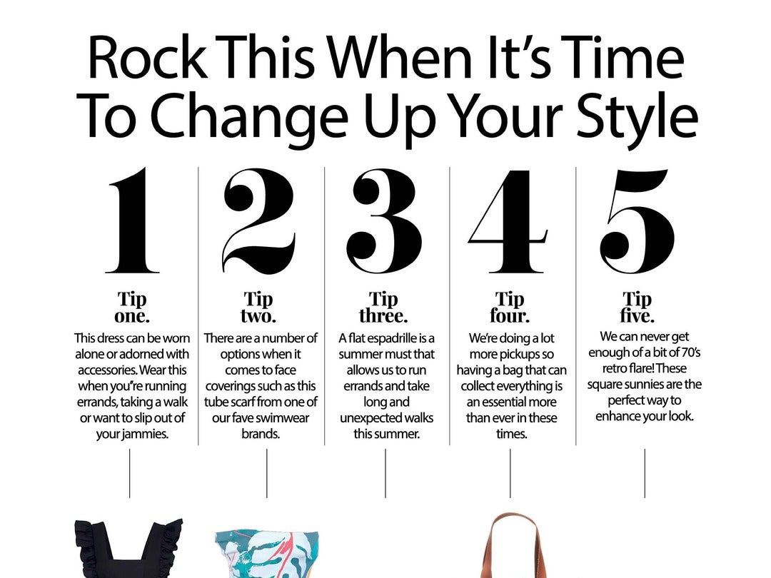 Page 109 of Athleisure Mag #55 Jul 2020 | Rock this Look When It's Time To Change Up Your Style