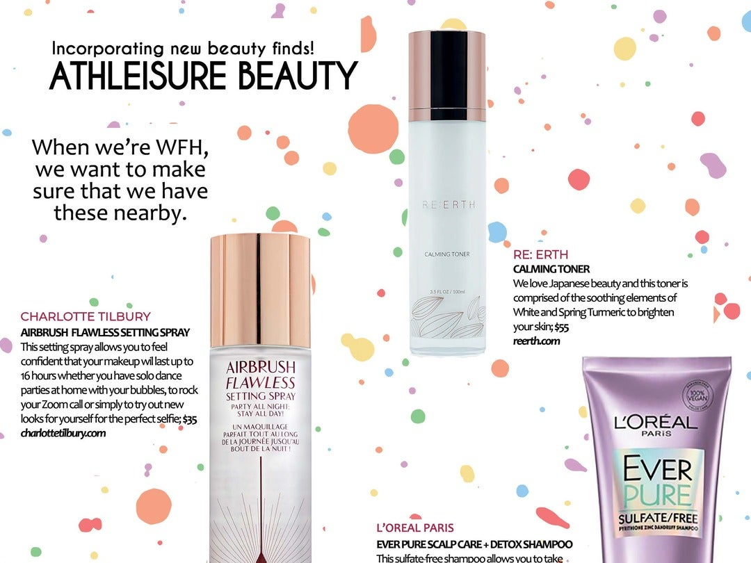 Page 111 of Athleisure Mag #55 Jul 2020 | Athleisure Beauty