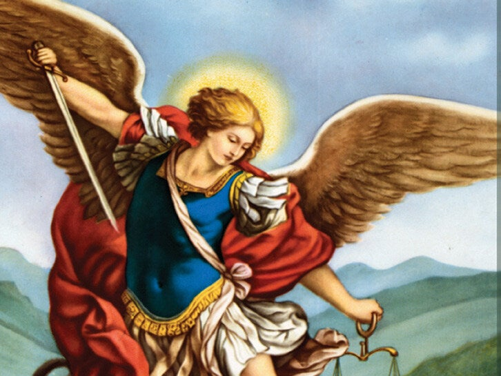 Page 6 of Celebrating the Feast of the Archangels