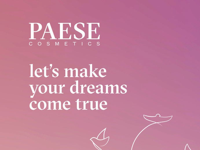 Page 6 of Paese Dreamily-paletti ja syksyn meikkiuutuudet