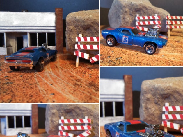 Page 8 of #8Modders: Rodger Dodger by Mike Mayes
