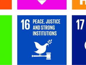 Page 14 of The United Nations Sustainable Development Goals are at the heart of the CPA's global mission
