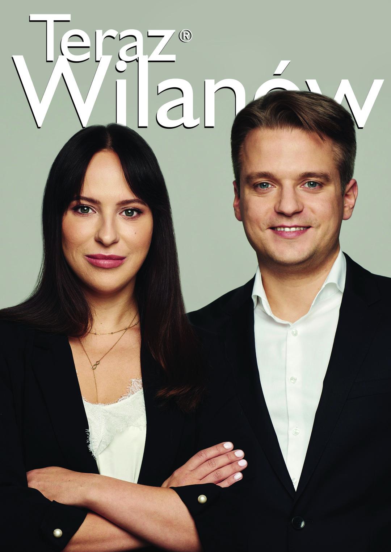 Page 1 of Teraz Wilanów wrzesień 2020
