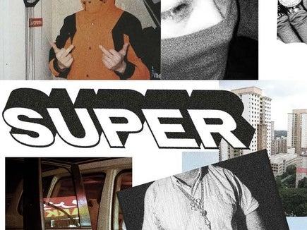 Page 1 of Super Magazine