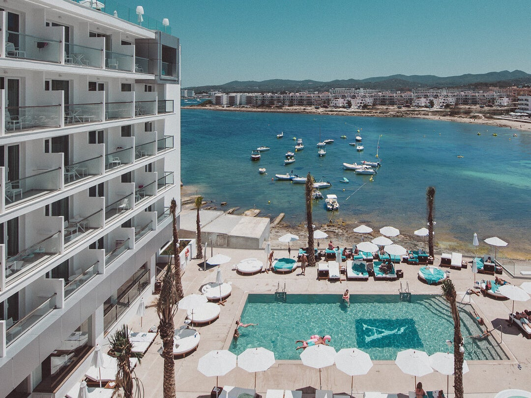 Page 44 of AMÀRE BEACH HOTEL IBIZA ENTICES IN THE SUMMER