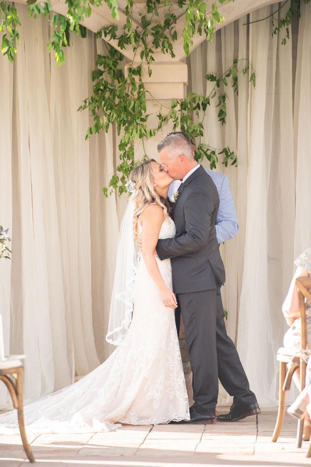 Page 40 of Gina + Heath's Intimate Colorado Wedding