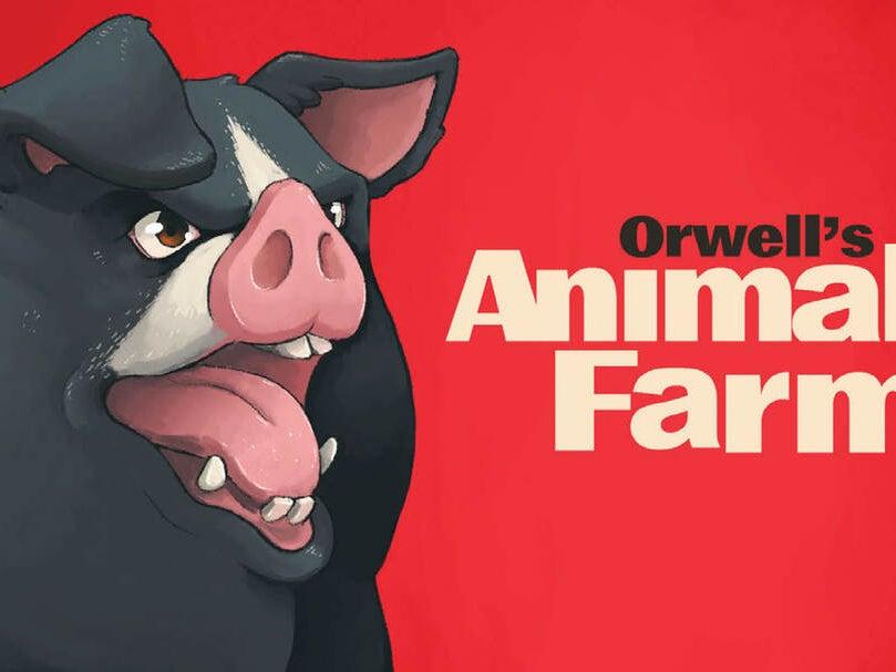 Page 66 of Animal Farm