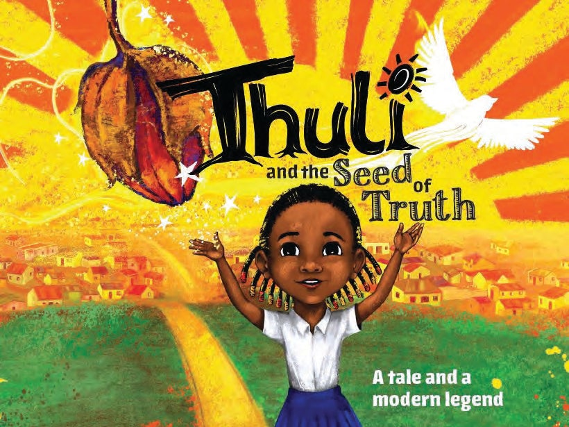 Page 7 of Thuli And THE SEED OF TRUTH