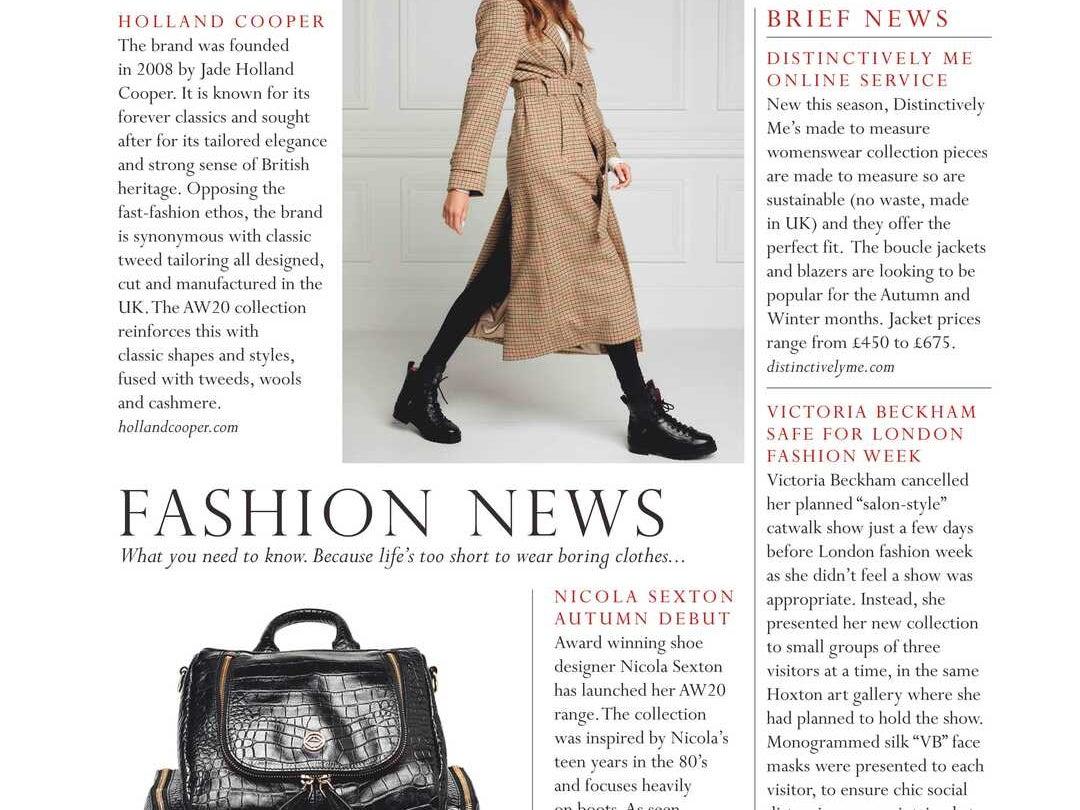 Page 27 of Fashion News