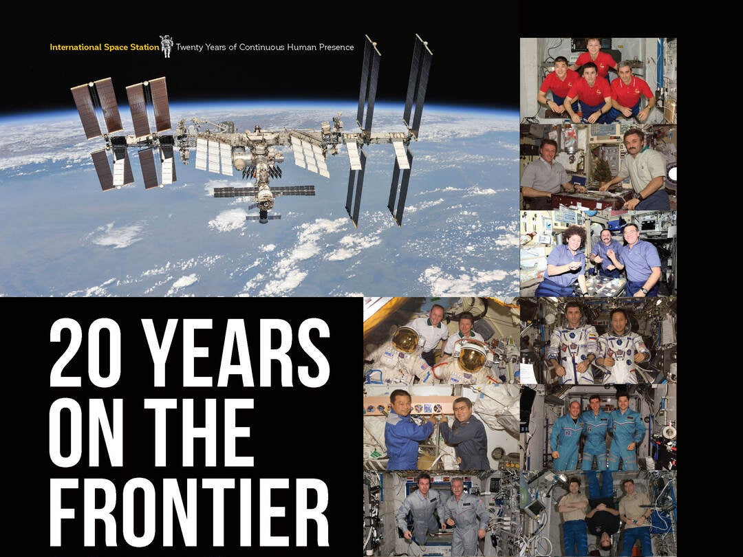 Page 2 of 20 YEARS ON THE FRONTIER