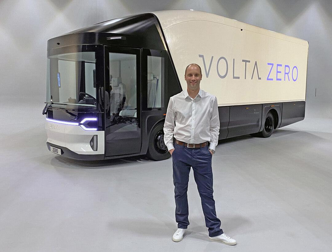 Page 22 of Interview de Rob Fowler, pdg de Volta Trucks