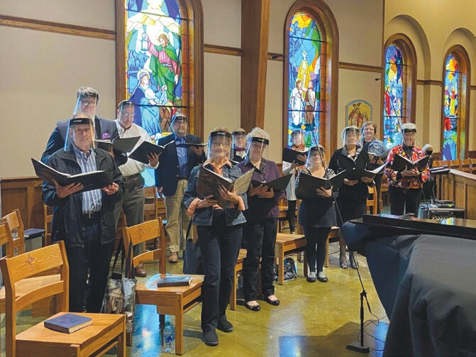 Page 1 of Advent Offers Opportunities to Pray and Prepare Through Music