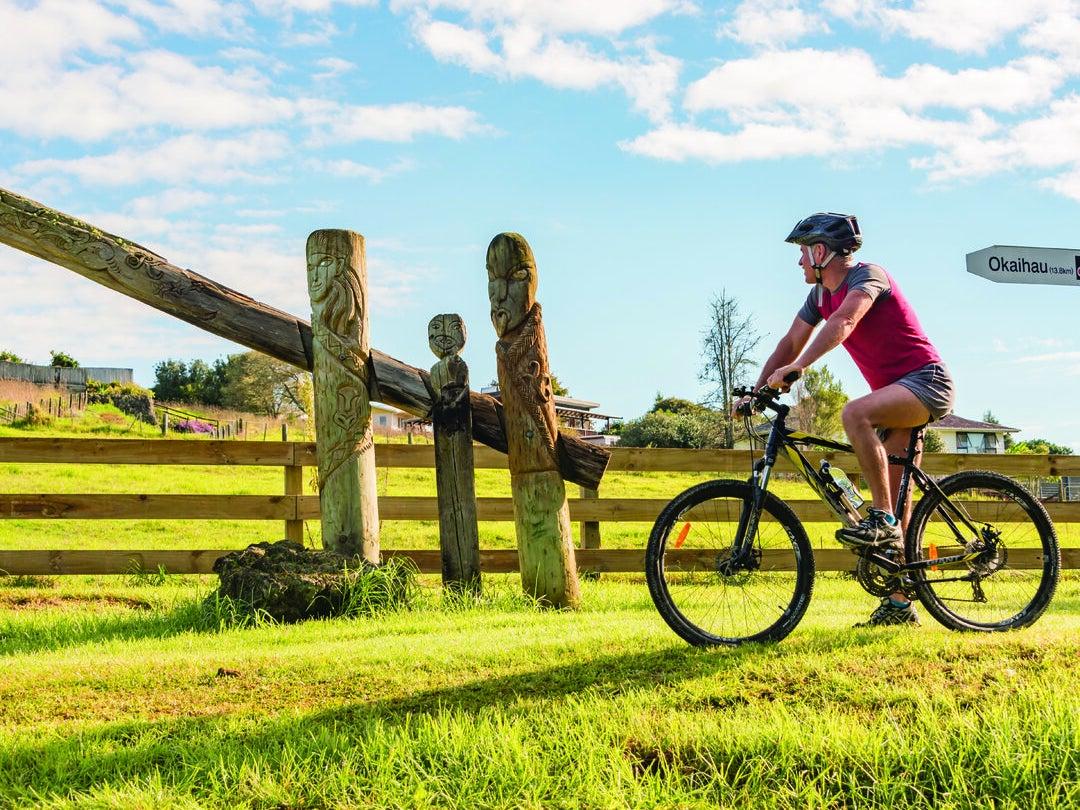 Page 13 of Kia ora from Ngā Haerenga New Zealand Cycle Trails