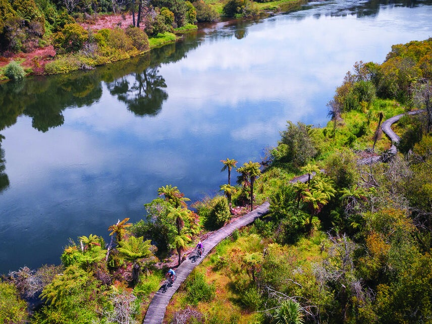 Page 38 of WAIKATO RIVER Trails