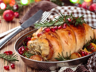 Page 18 of Cuisine: Rolled Stuffed Turkey Breast