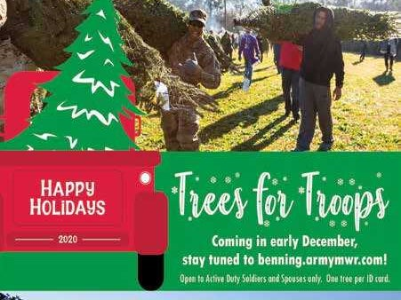 Page 2 of Trees for Troops