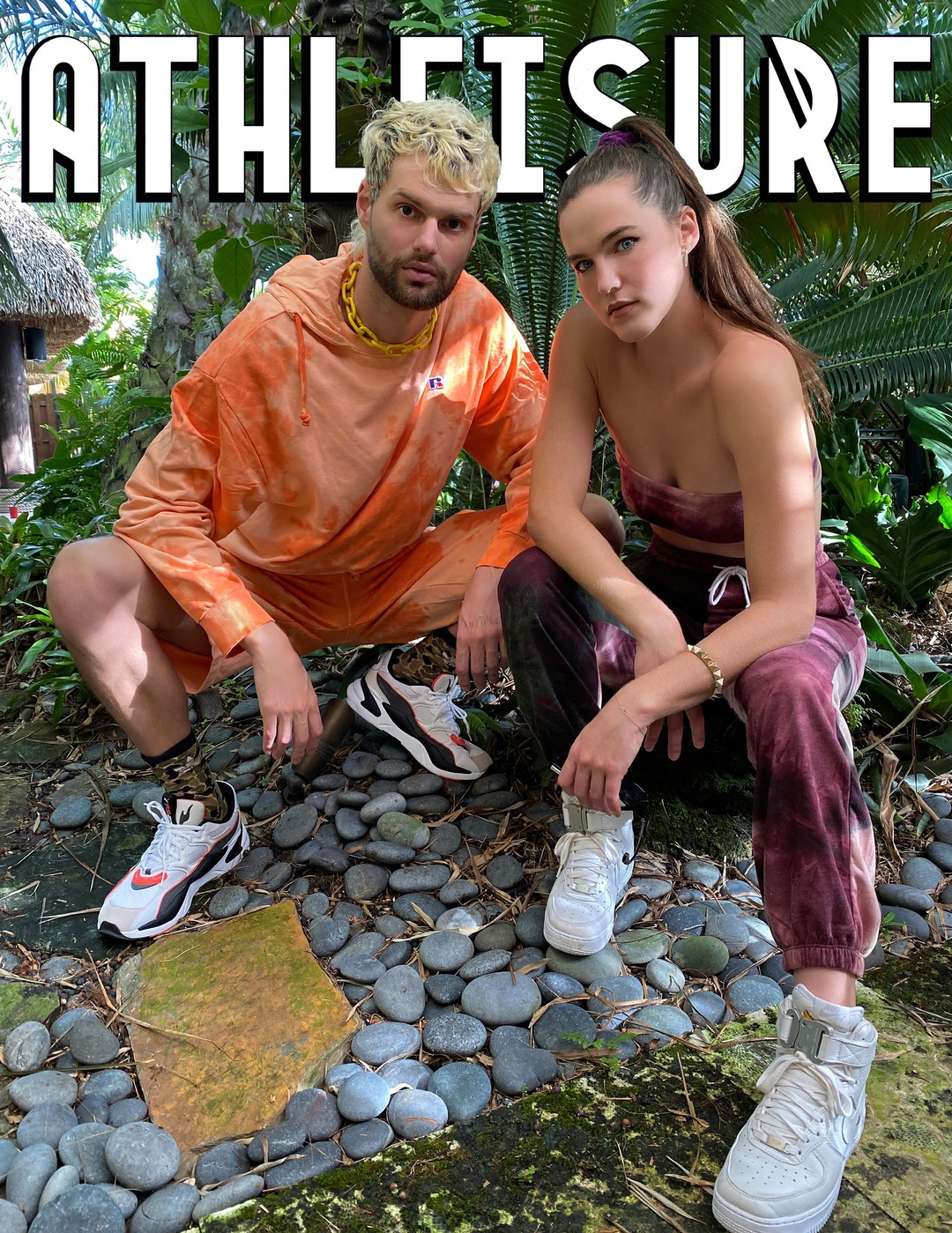 Page 1 of Athleisure Mag #59 Nov 2020 | Good Vibes Only with SOFI TUKKER