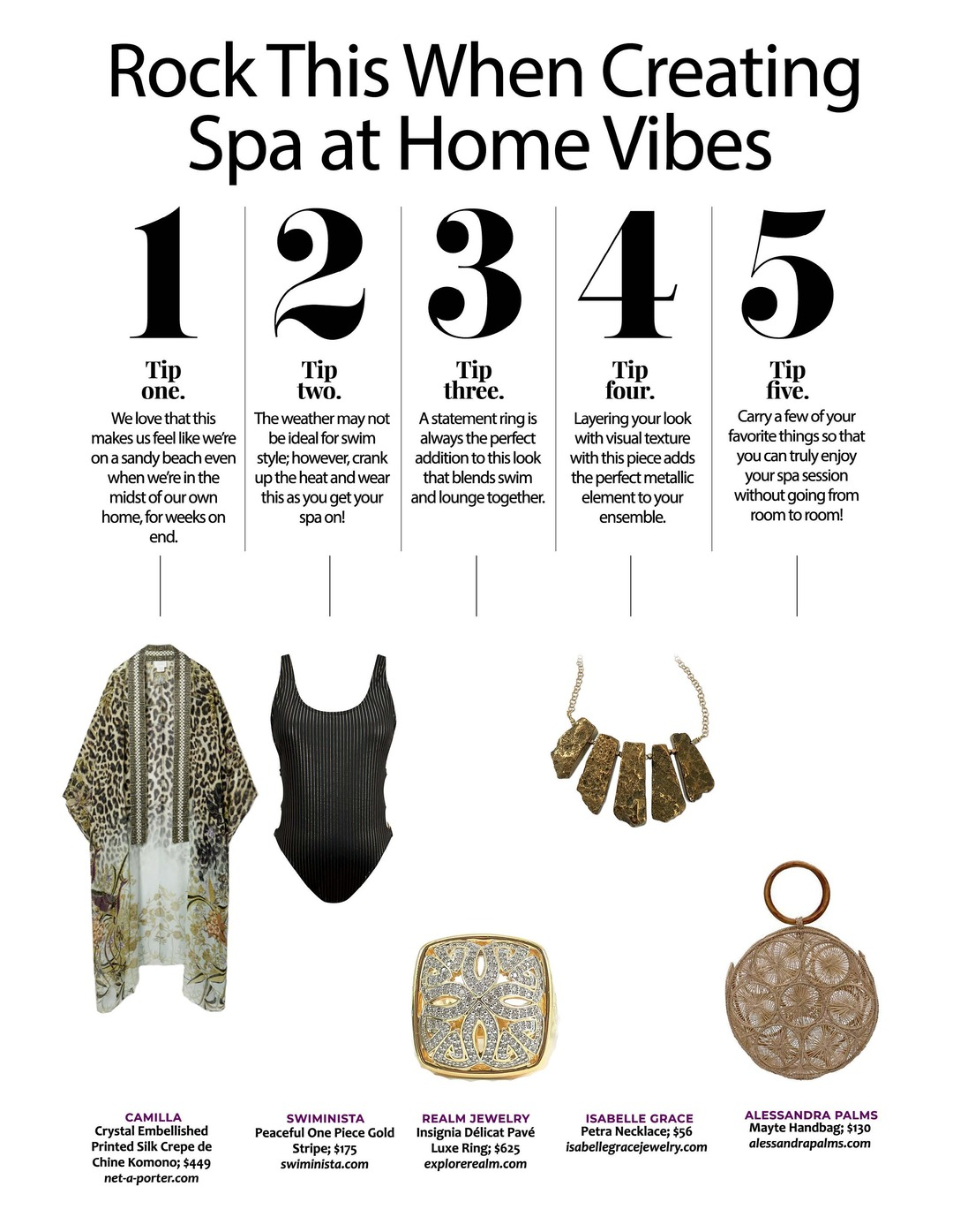 Page 95 of Athleisure Mag #59 Nov 2020 | Rock This When Creating Spa at Home Vibes