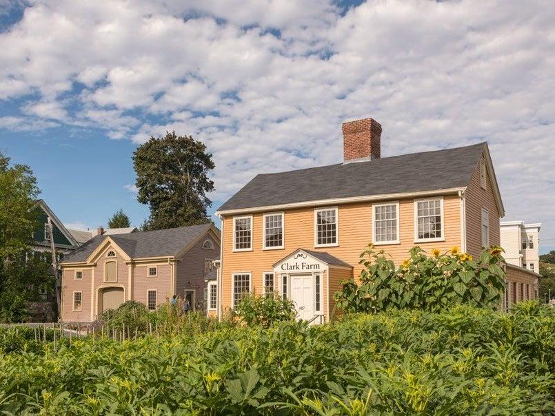 Page 1 of Bricks & Mortar, News from Historic Boston Inc