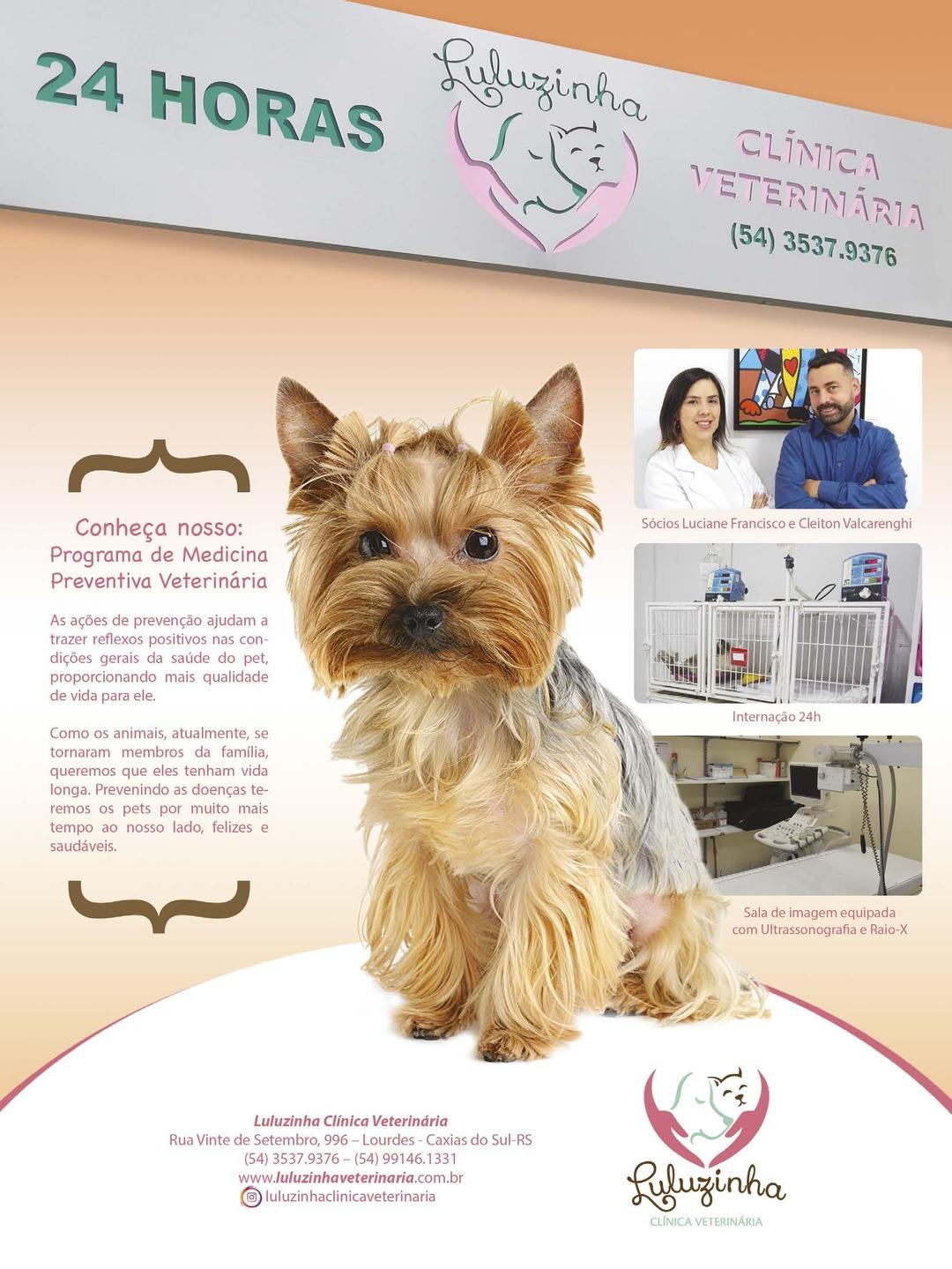 Page 13 of Revista PetSerra 4ª edição
