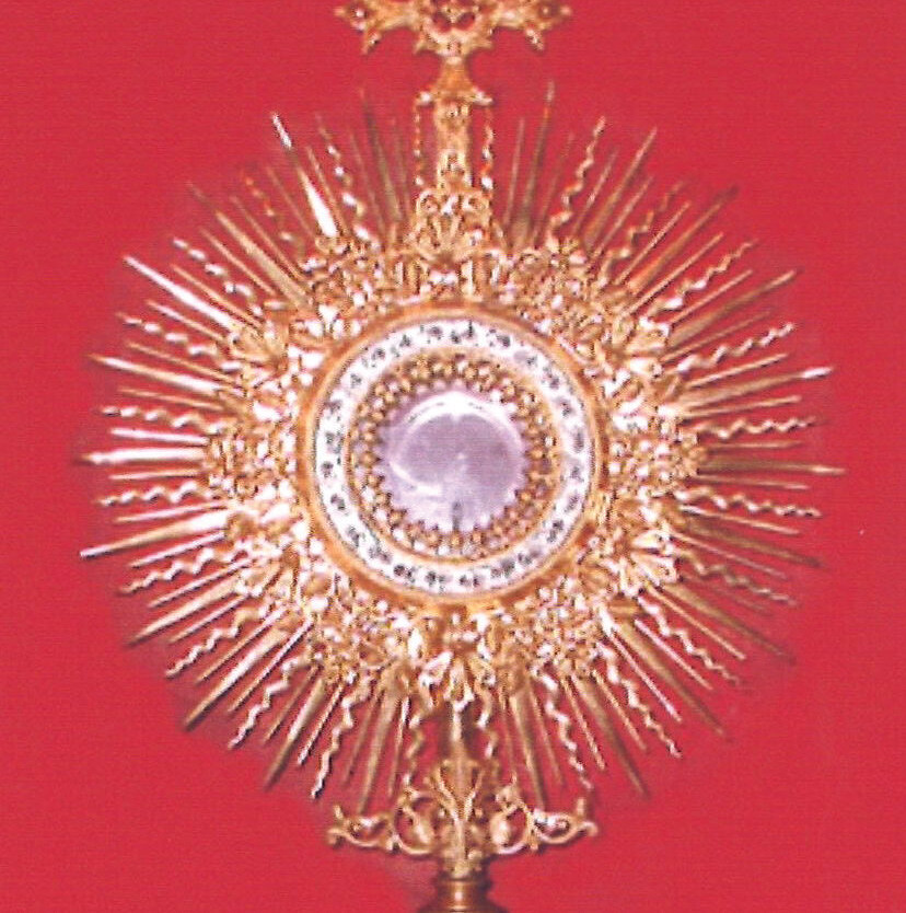 Page 1 of Eucharistic Adoration: The Best Time You Will Spend On Earth