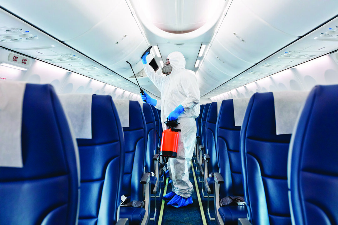 Page 14 of Airplane cleanliness – the new first class