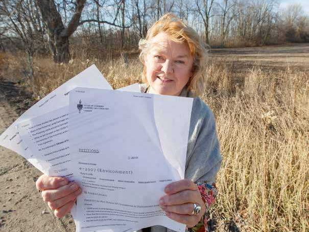 Page 2 of Petition aims to protect farmland