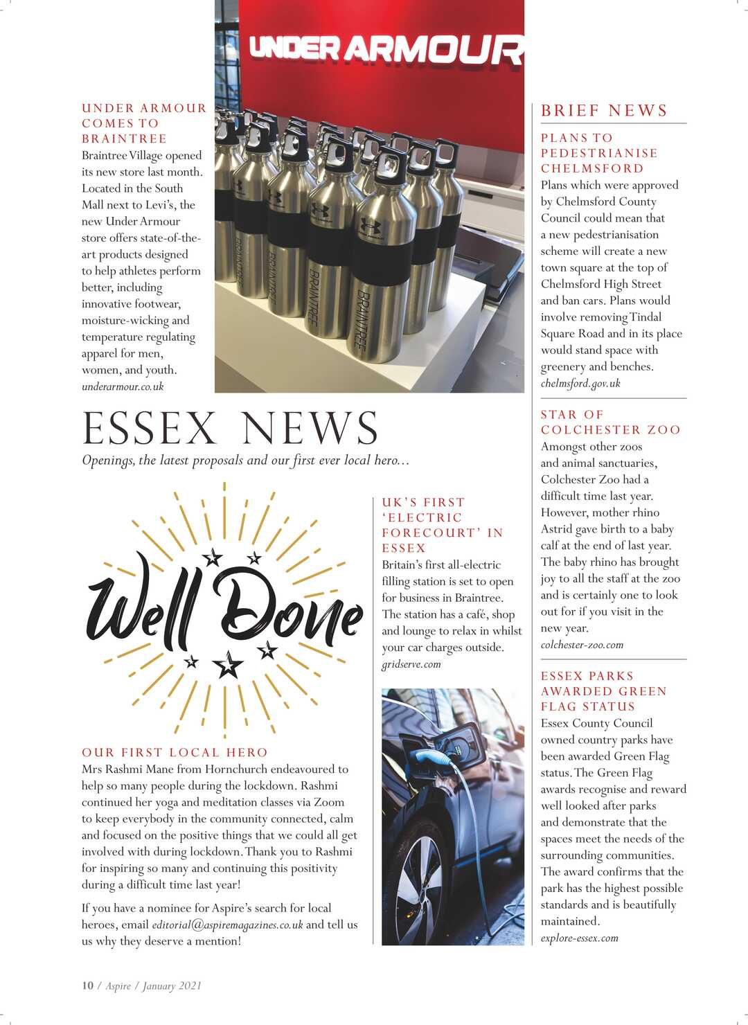 story from: Aspire Essex Magazine Issue 12