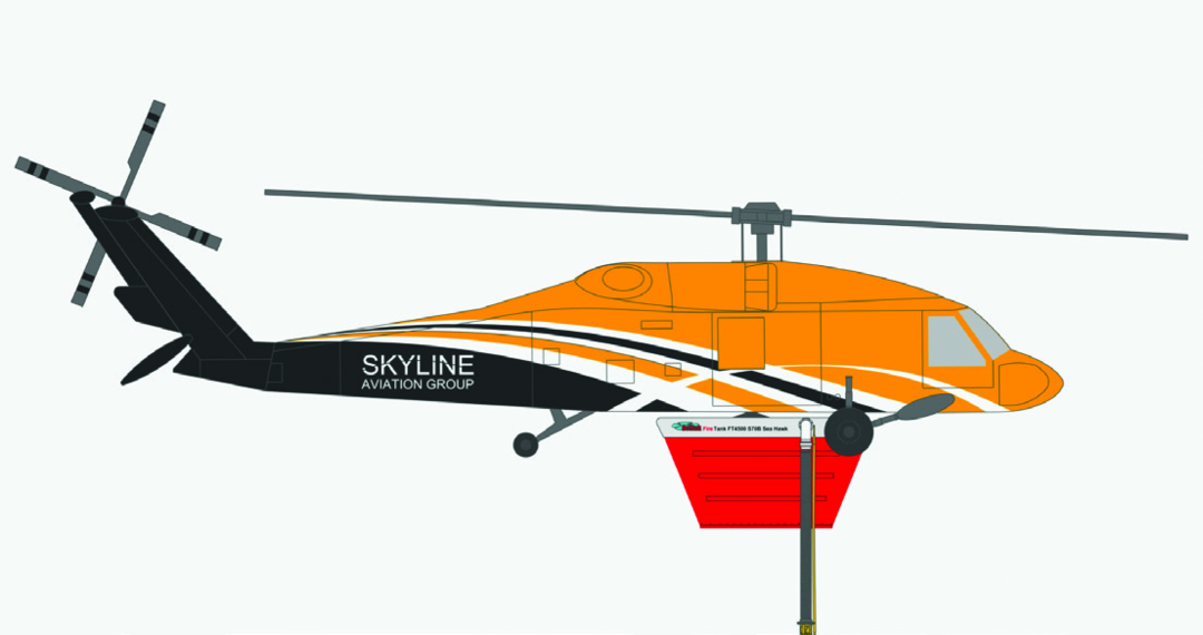 Page 38 of Skyline Aviation Prepares to Bring First Australian Seahawk into Firefighting Operations