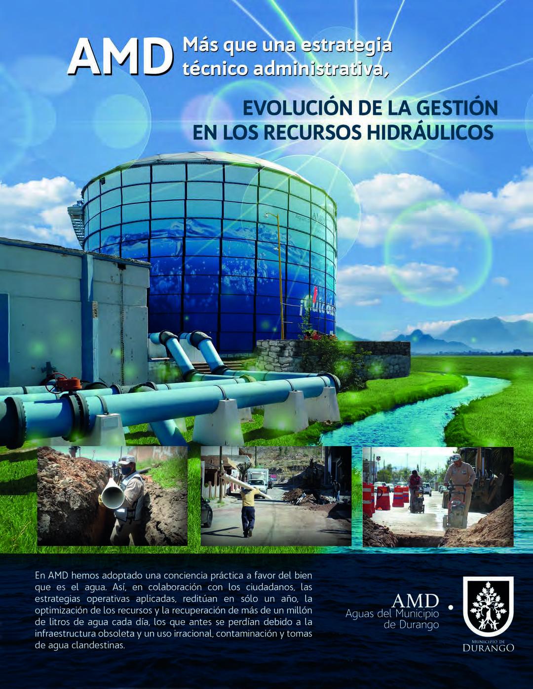 Page 31 of Aguas del Municipio de Durango - evolución en la gestión de los recursos hidráulicos