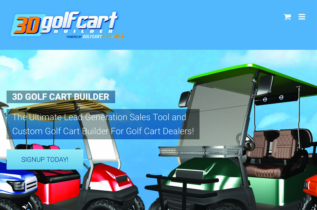 Page 28 of 3d Golf Cart Builder