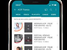 Page 34 of ACIF cria'biblioteca'de vídeos de empreendedorismo em seu canalno YouTube