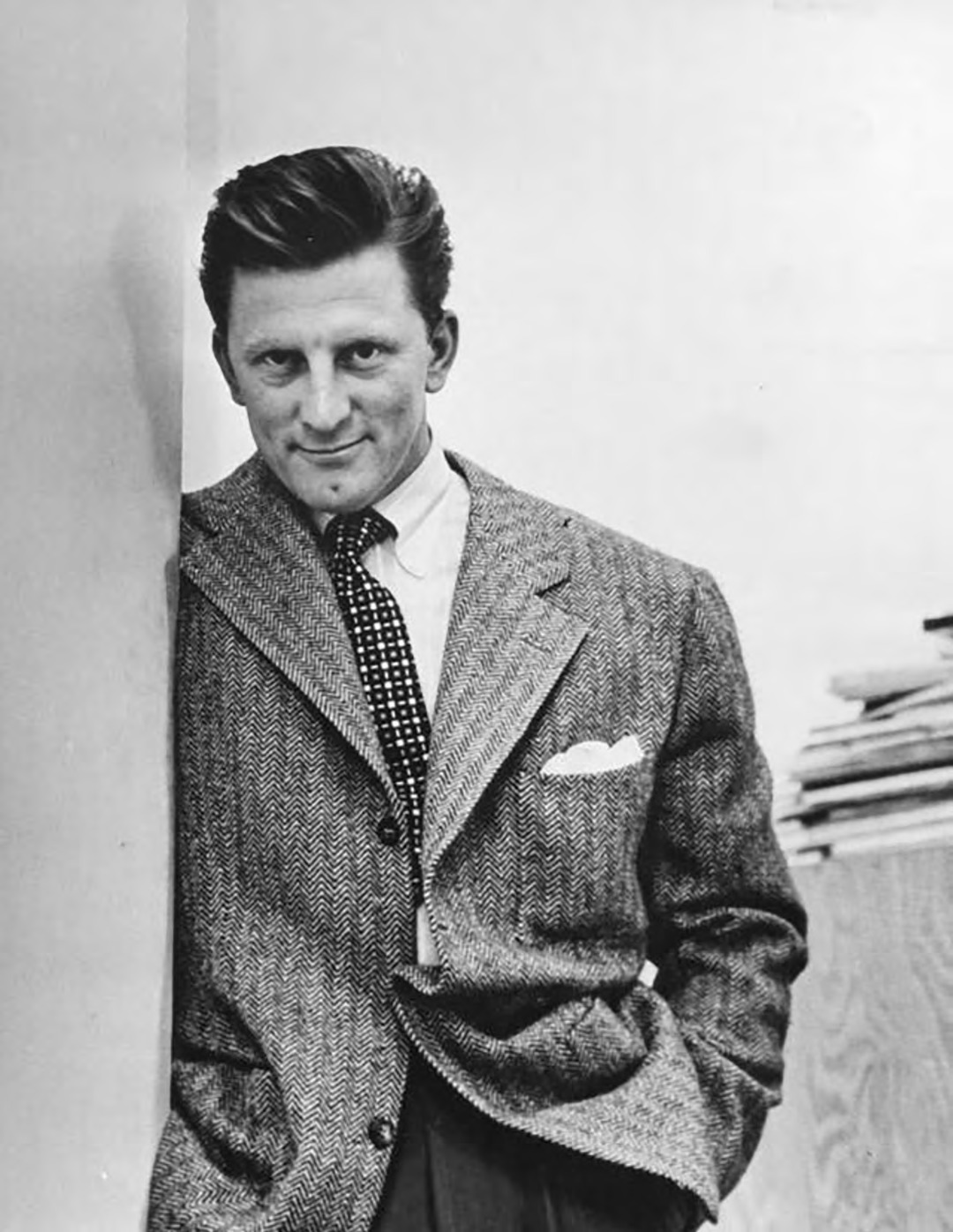Page 32 of The One and Only Kirk Douglas by Terry Alexander