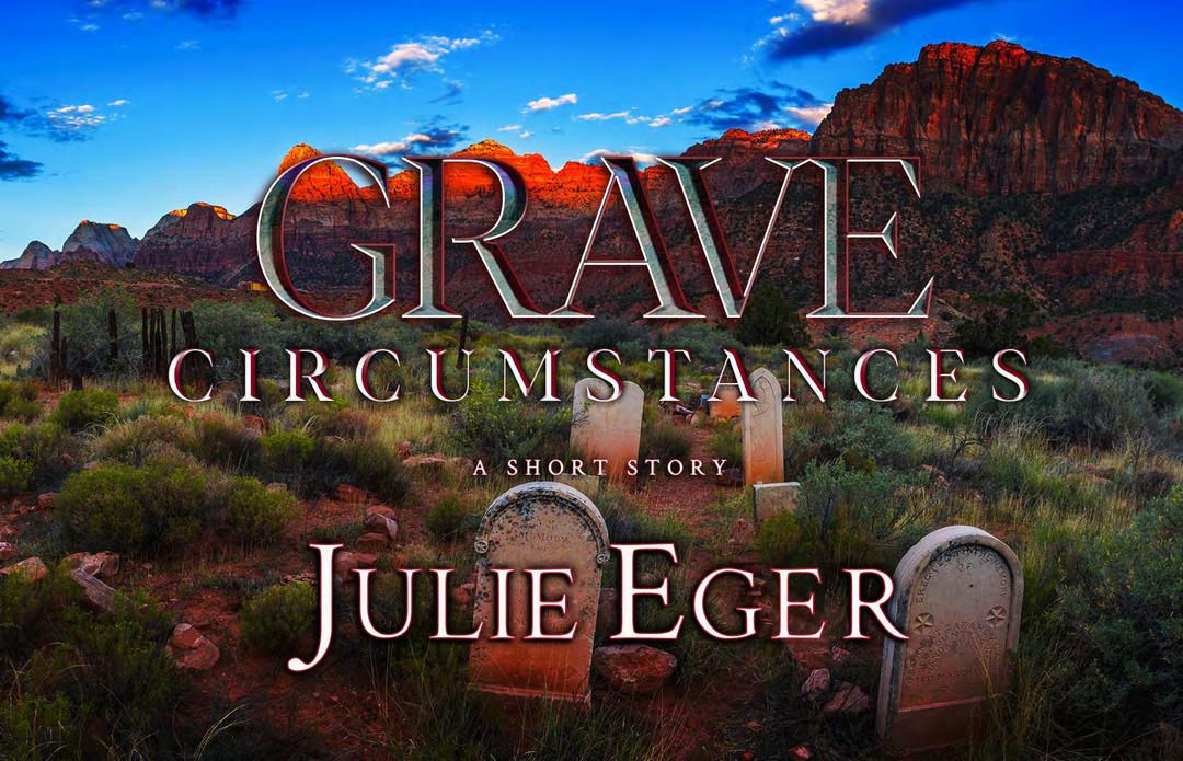 Page 64 of Grave Circumstances by Julie Egar