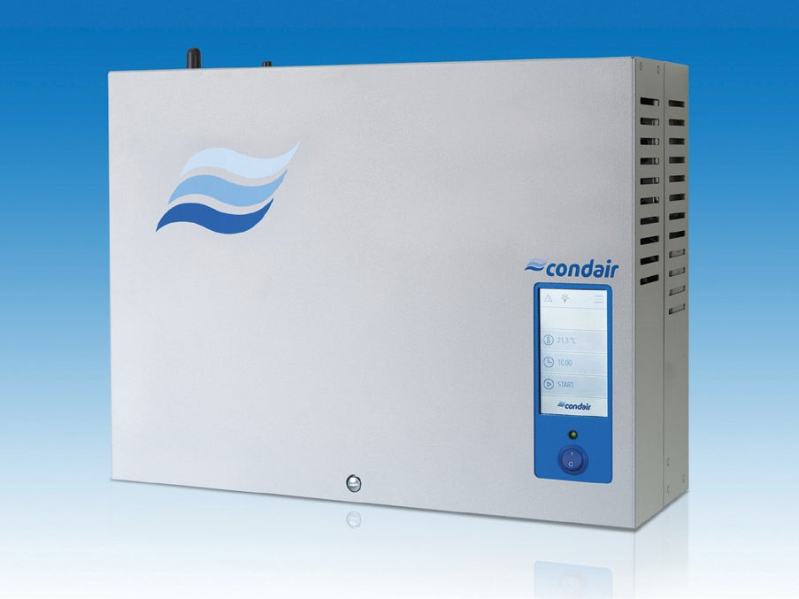 Page 27 of NEW SMALL AND EFFICIENT HUMIDIFIER FROM CONDAIR