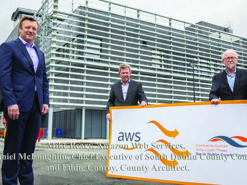 Page 12 of South Dublin County Council with support from Amazon Web Services (AWS) and Fortum eNext create Ireland's first publicly owned, not-for-profit energy company