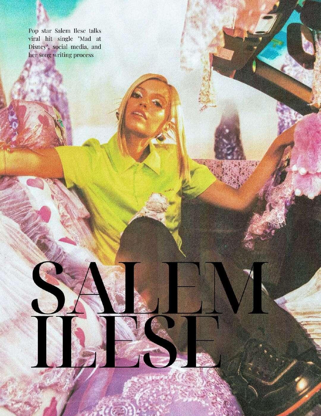 Page 4 of Salem Ilese for ORENDA Magazine