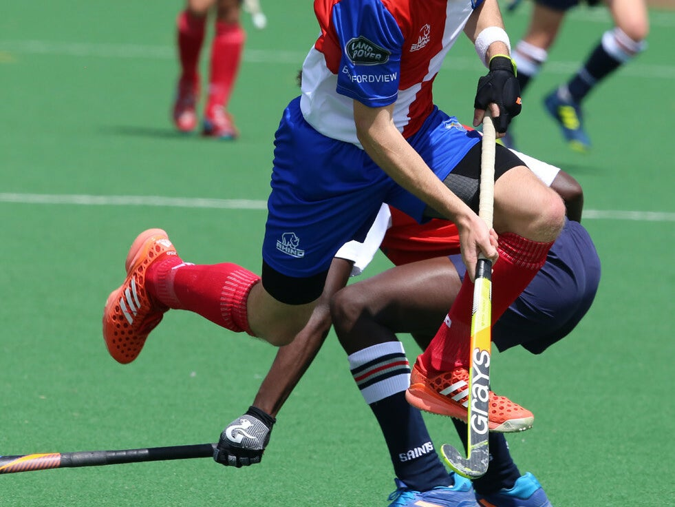Page 4 of Injuries in Field Hockey Players: A Systematic Review