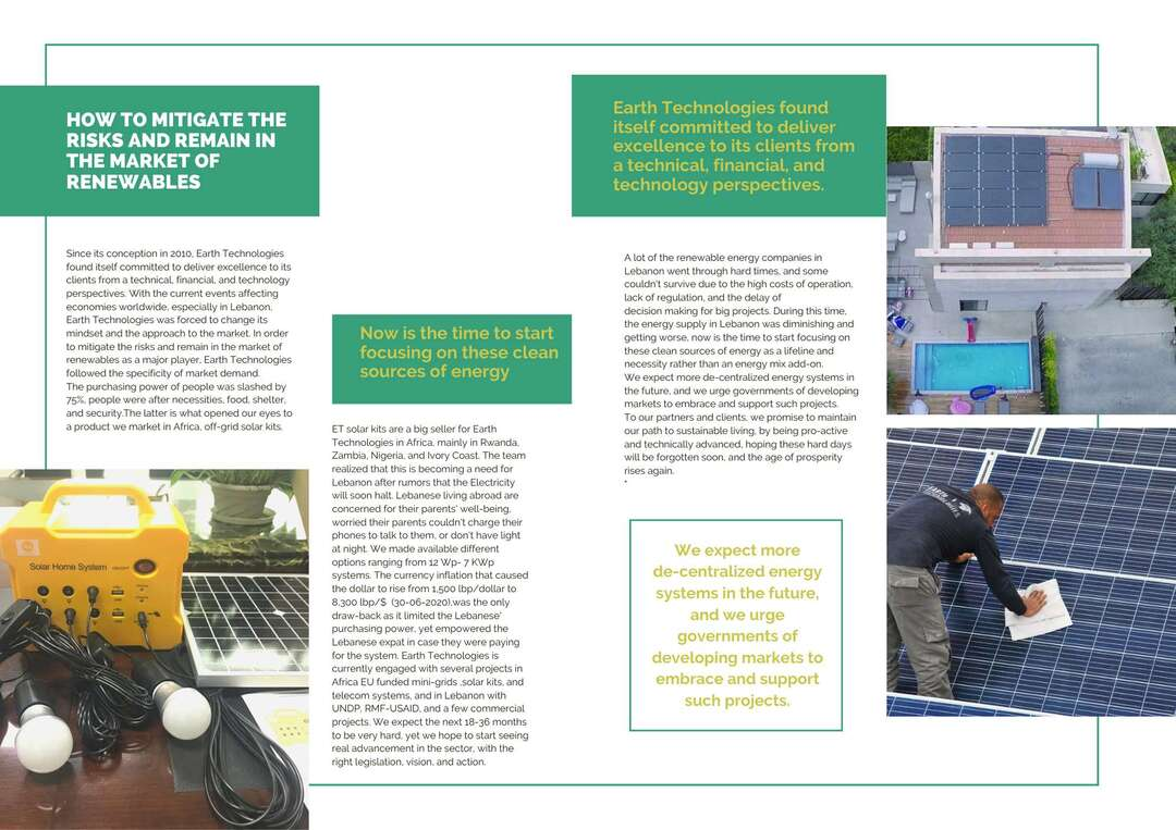 Page 34 of The Exclusive - Lebanon`s Energy Pulse